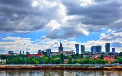 Zakończenie wakacji w Warszawie