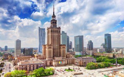 Panorama Warszawy – najlepsze punkty widokowe w Stolicy.